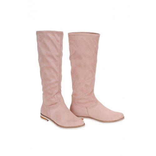 9e2c34c81c CAPRICE jarné čižmy textil ružové