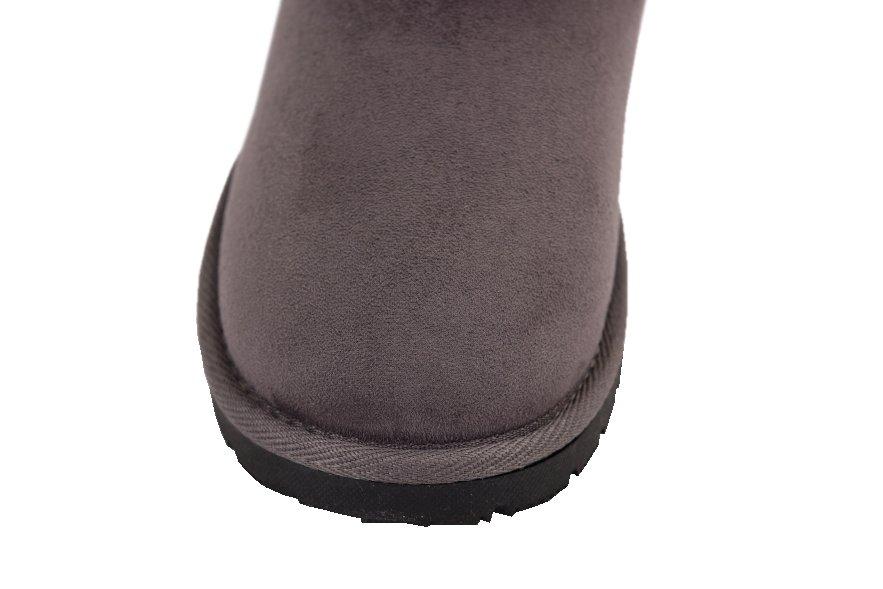 b1dc8e4947 S.Oliver členkové čižmy šedé s kožušinou (kapce). Previous